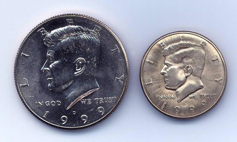 Bert's Quarter Shrinking and Can Crushing Gallery